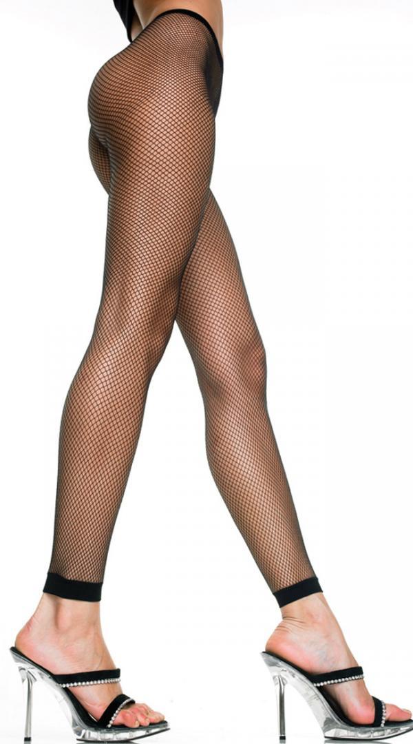 Womens Spandex Fishnet  Pantyhose by Music Legs